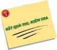 Thi thử môn Hóa ngày 30-04 tại Trung tâm Đa Minh