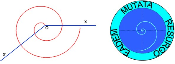 Đường xoắn ốc logarit