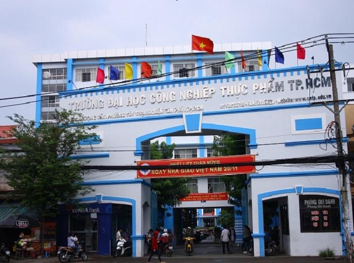 Đại học Công nghiệp Thực phẩm TP. Hồ Chí Minh