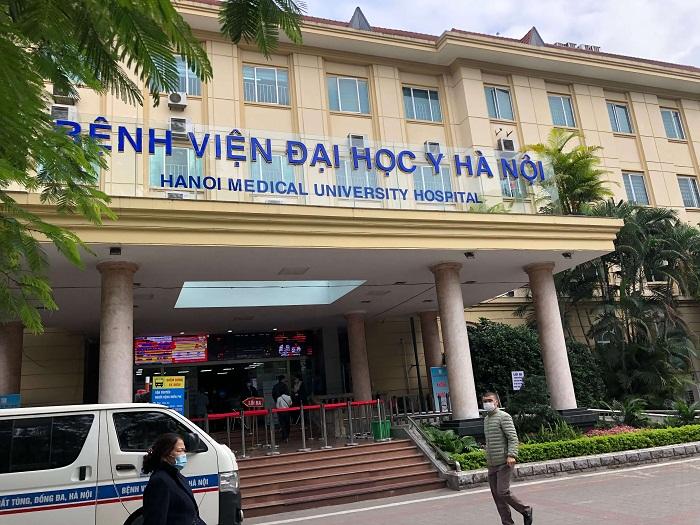 Bệnh viện đại học Y Hà Nội trực thuộc đại học Y Hà Nội