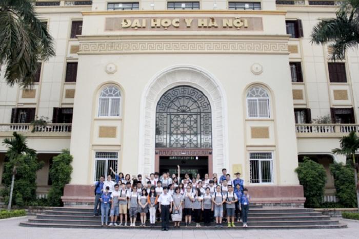 Đại học Y Hà Nôi - ngôi trường danh giá nhất thủ đô