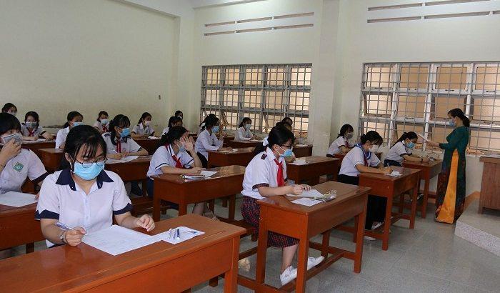 Tổng hợp điểm chuẩn lớp 10 Tiền Giang qua các năm