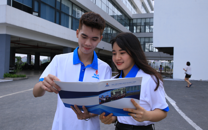 Học viện Chính sách và Phát triển là một trường địa học trẻ có tiềm lực ở miền Bắc
