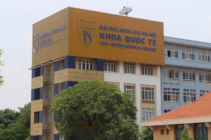 học phí khoa Quốc tế Đại học Quốc gia Hà Nội