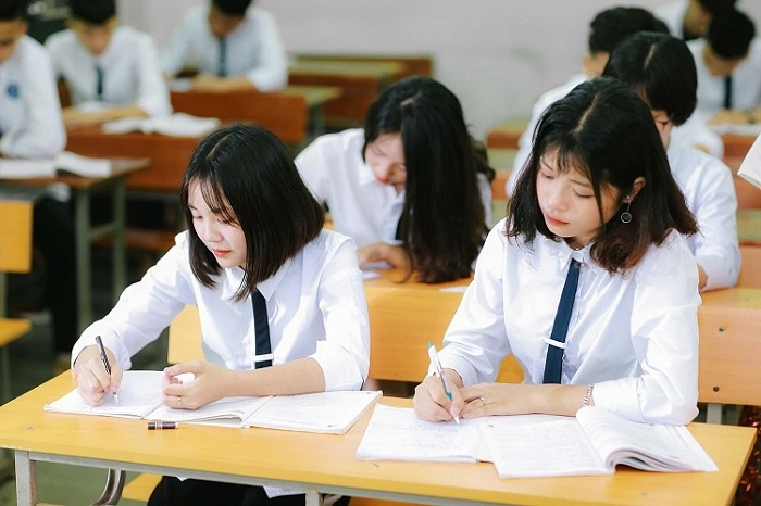 Học sinh giỏi môn văn