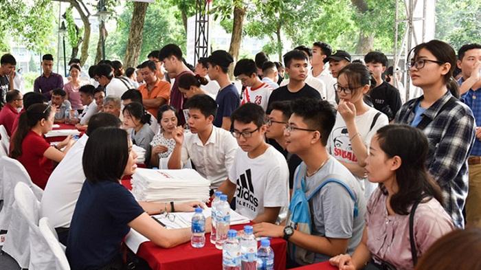 Đăng kí xét tuyển tại đại học Y Hà Nội