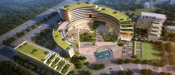 Quy hoạch học viện tại Hoài Đức, Hà Nội
