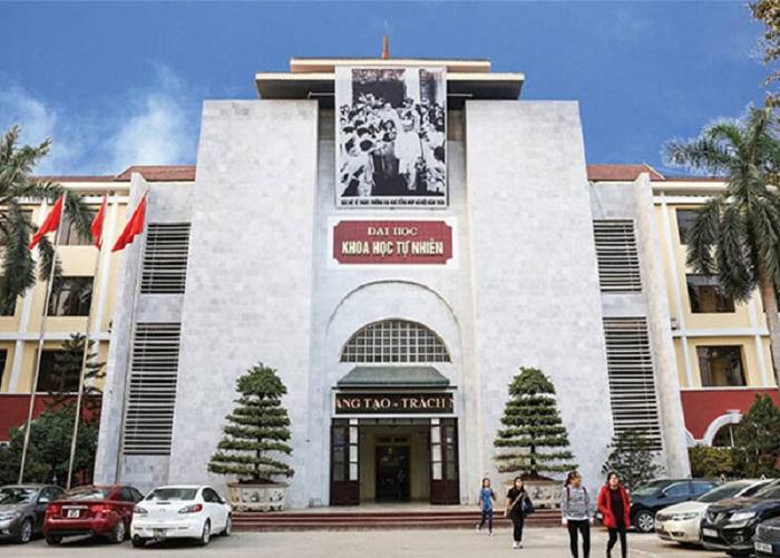 Trường đại học khoa học Tự nhiên - Đại học quốc gia Hà Nội