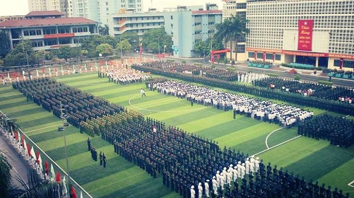 Thông tin tuyển sinh Học viện Kỹ thuật Quân sự