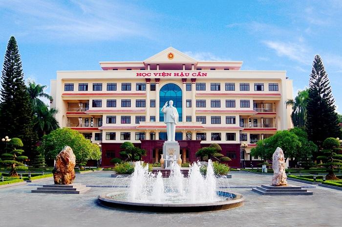 Học viện Hậu cần Việt Nam