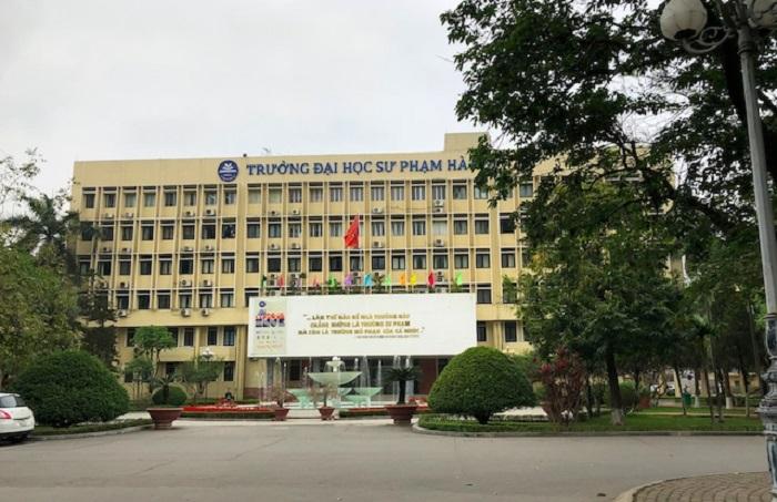 Đại học Sư phạm Hà Nội có địa chỉ tại Xuân Thủy, Cầu Giấy