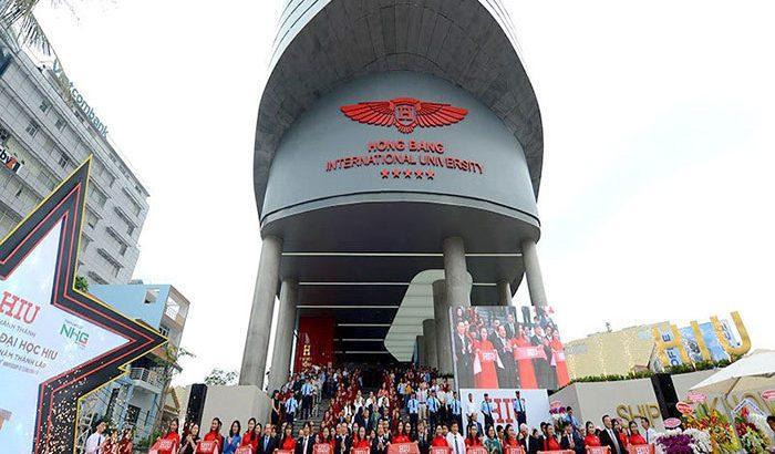 Điểm chuẩn Đại học Hồng Bàng 2021❤️và các năm chính xác