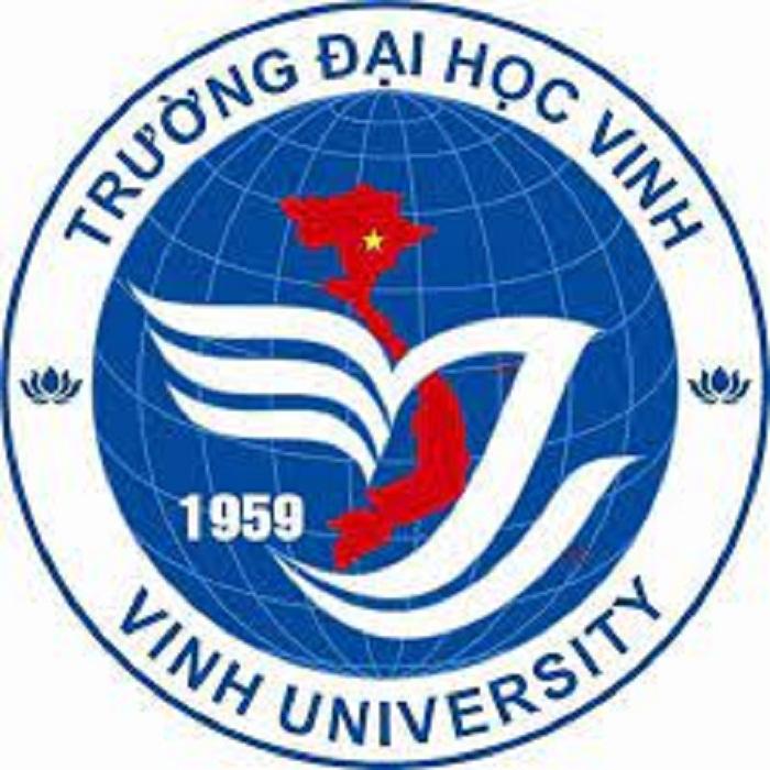 Logo đại học Vinh