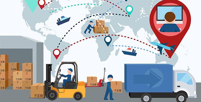 Ngành Logistics và quản trị chuỗi cung ứng điểm chuẩn ở mức tương đối