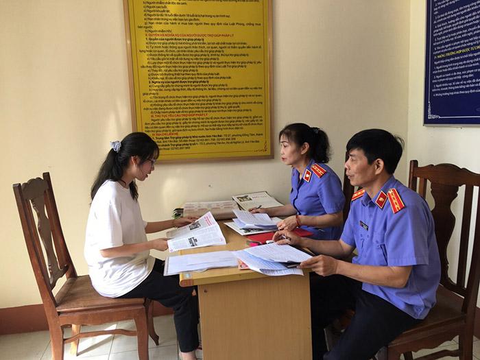 Các thí sinh cần khám sơ tuyển trước khi nộp nguyện vọng tại Học viện Kiểm sát