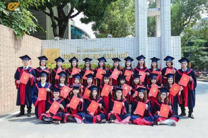 Năm 2021 trường đại học Ngoại ngữ Hà Nội lấy 1.820 chỉ tiêu với 3 phương thức tuyển sinh chính
